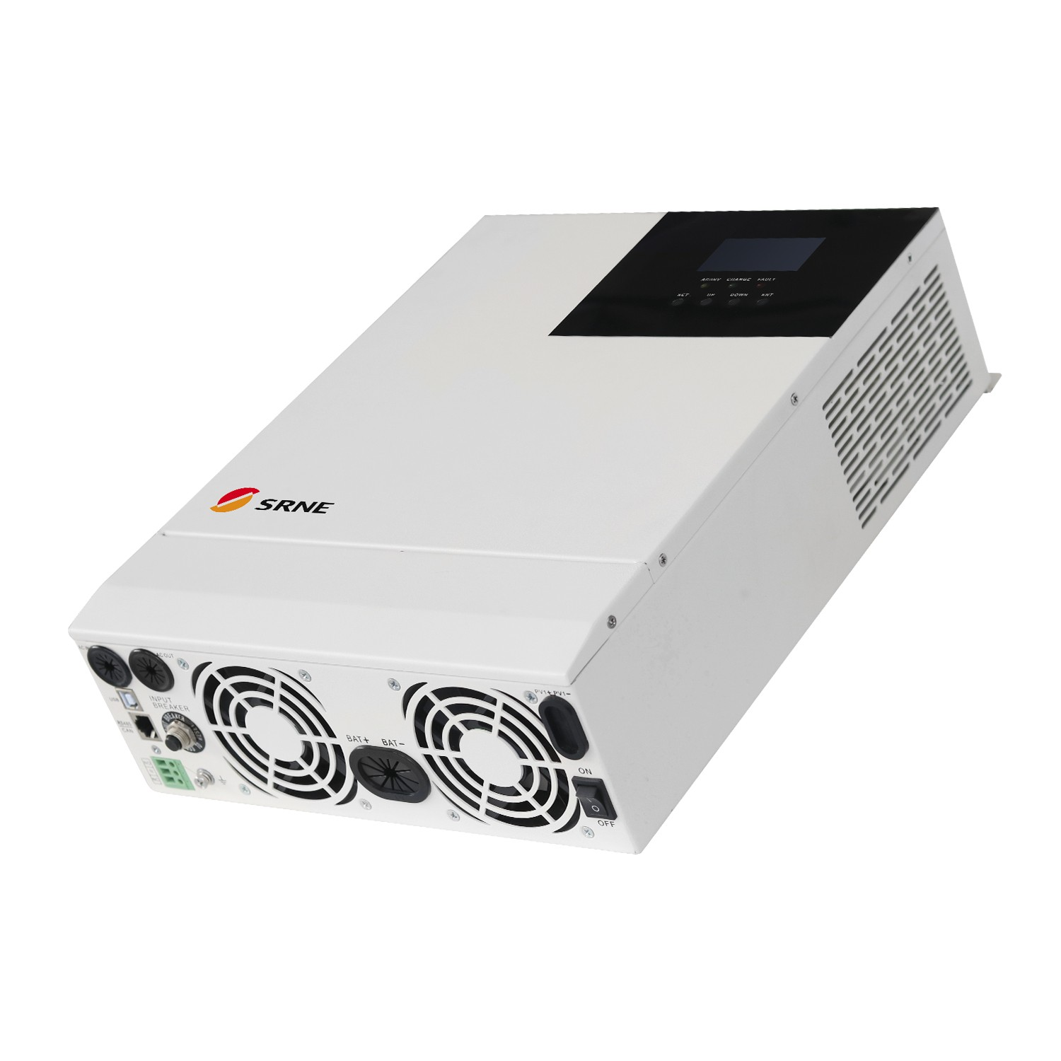 All-in-one solar charger inverter HF2430S60-100
