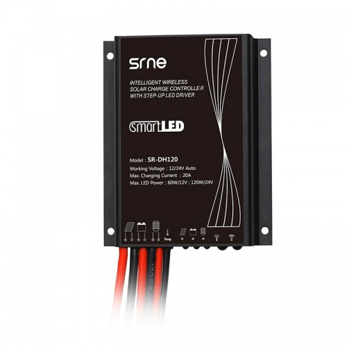PWM LED Solar Street Light Controller DH120