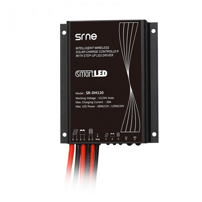 PWM LED Solar Street Light Controller DH120