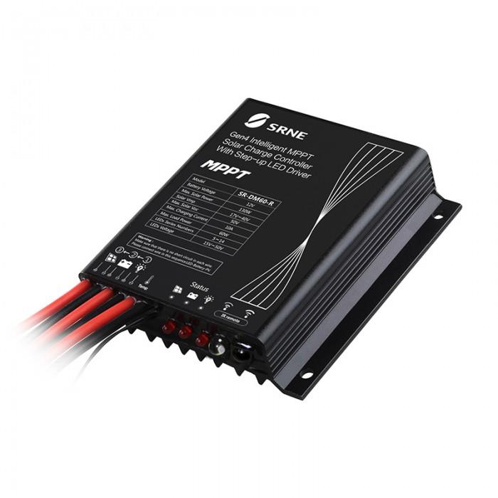 MPPT LED Solar Street Light Controller DM60