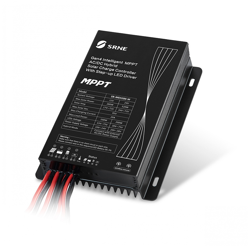 MPPT ACDC Hybrid Controller MEH160200