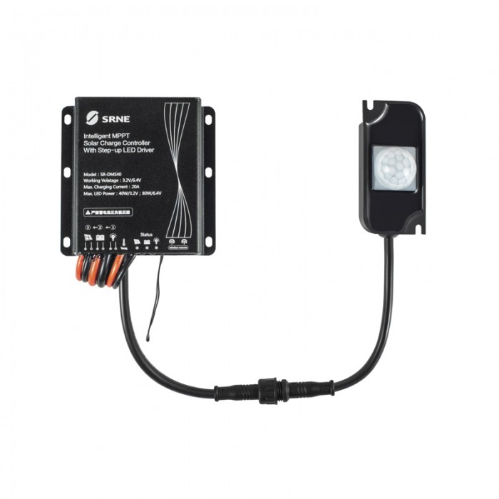 MPPT charge controller DMS40
