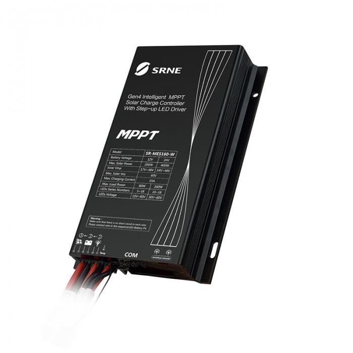 MPPT Human Sensing Controller MES160