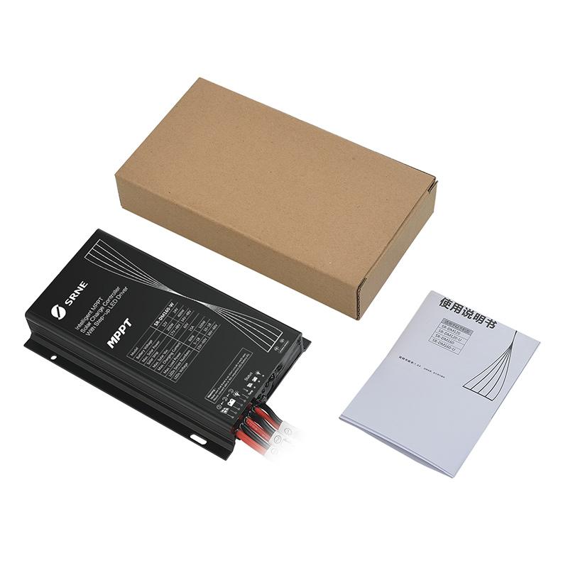 MPPT LED Solar Street Light Controller DM160
