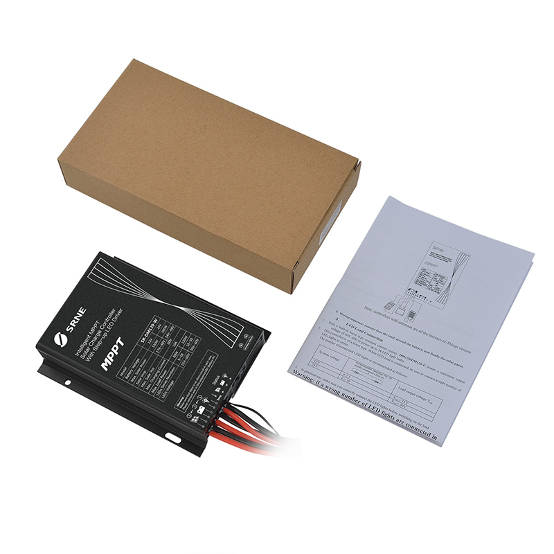 MPPT LED Solar Street Light Controller DM120