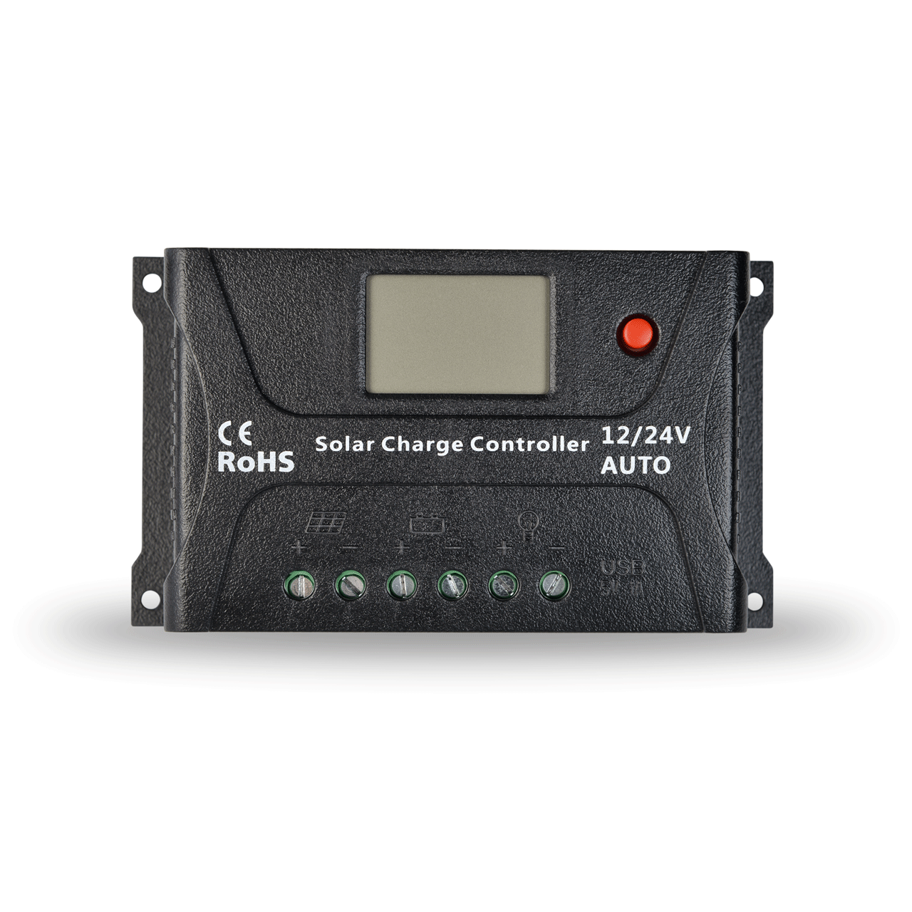 HP2420 PWM Solar Charge Controller