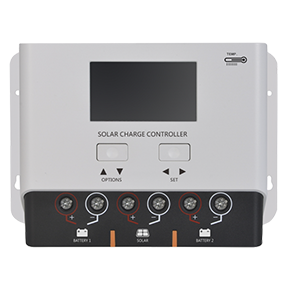 MPPT Solar Charge Controller HP2420ND