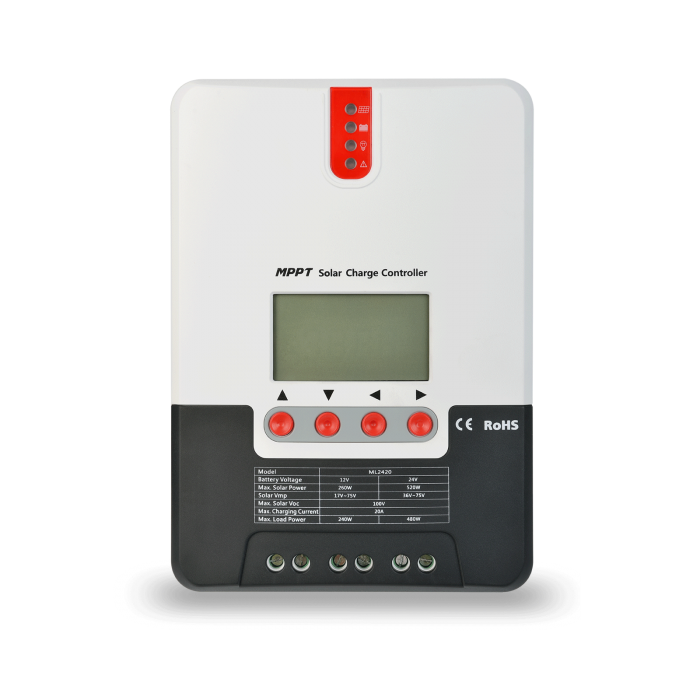 MPPT Solar Charge Controller ML2420