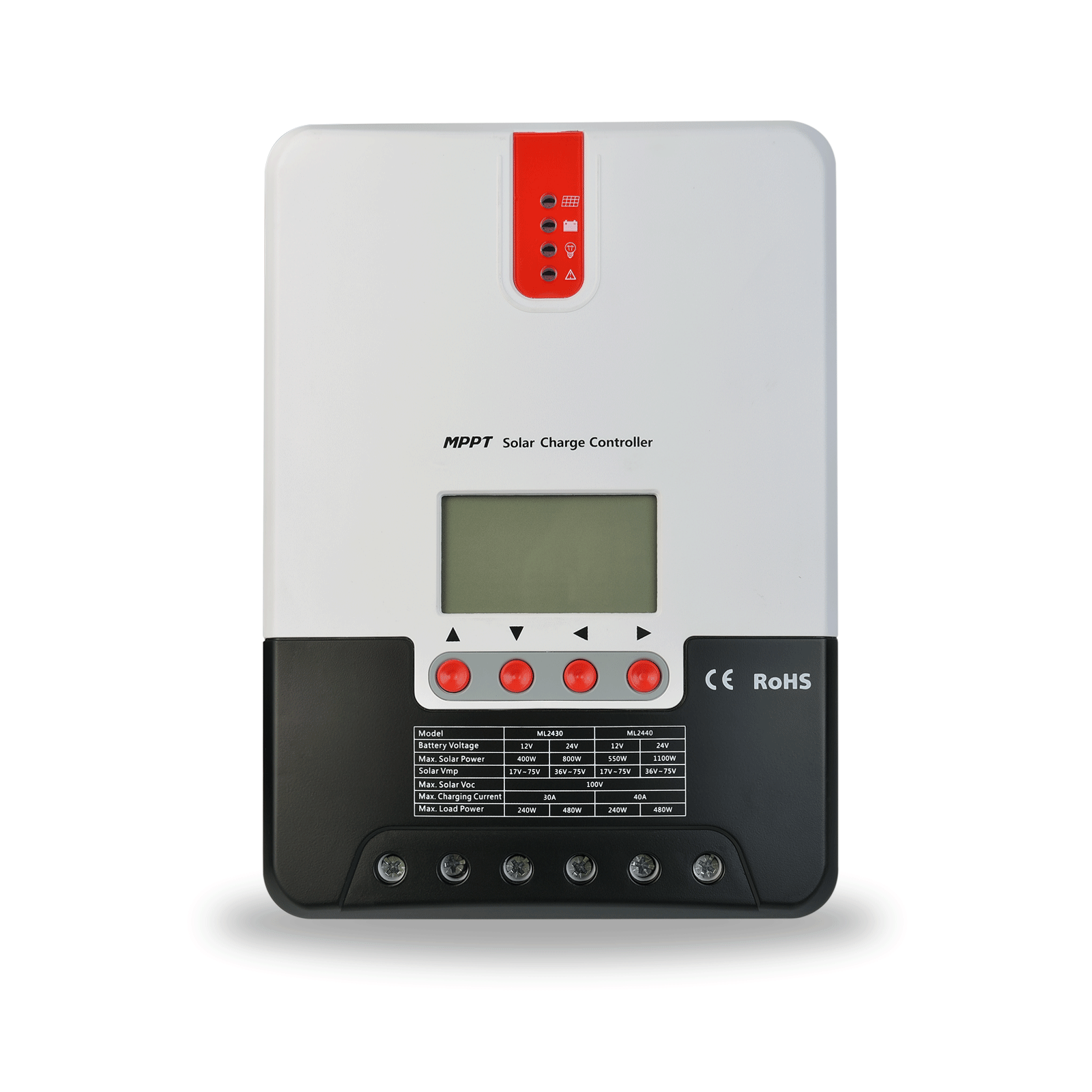 MPPT Solar Charge Controller ML2430-40