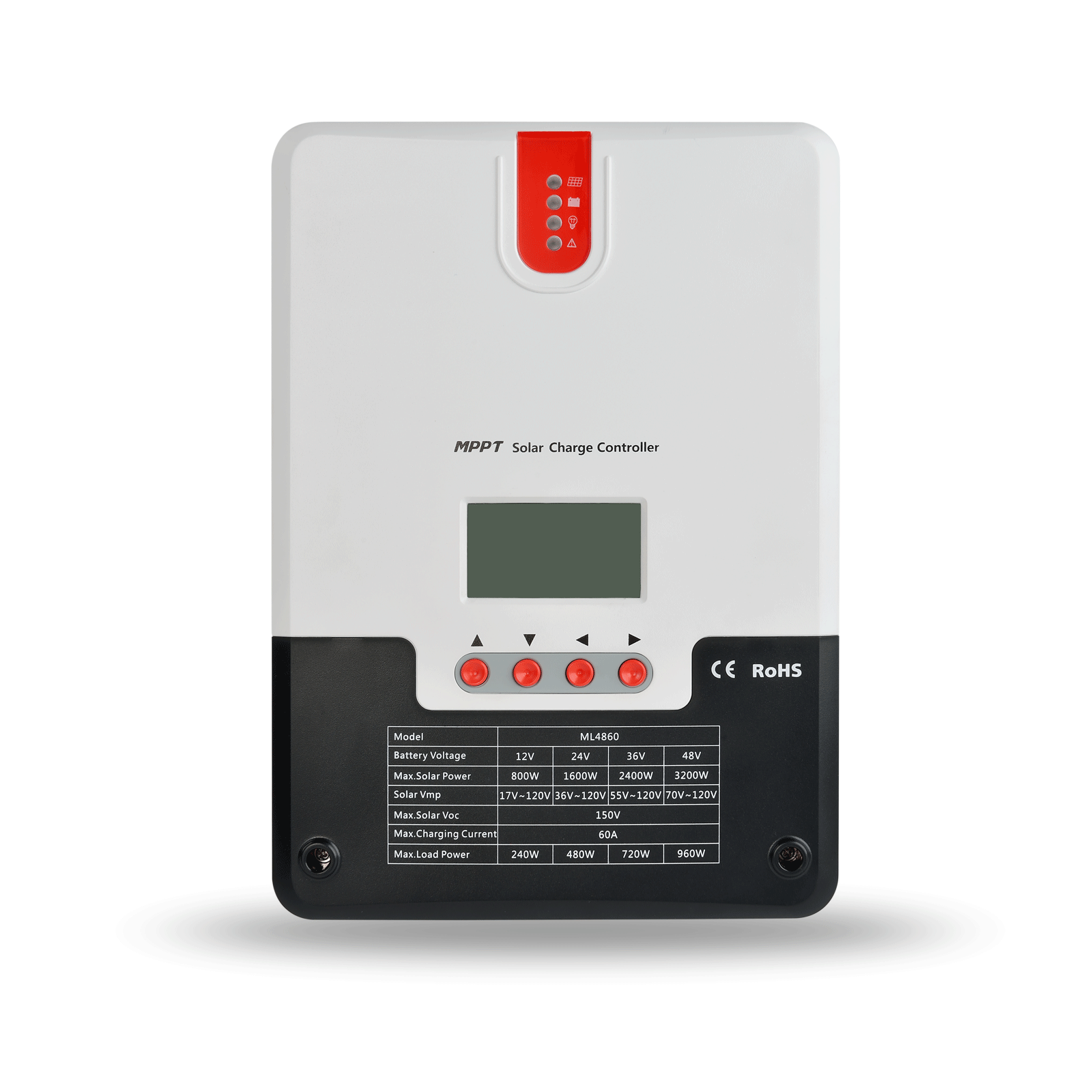 MPPT Solar Charge Controller ML4860