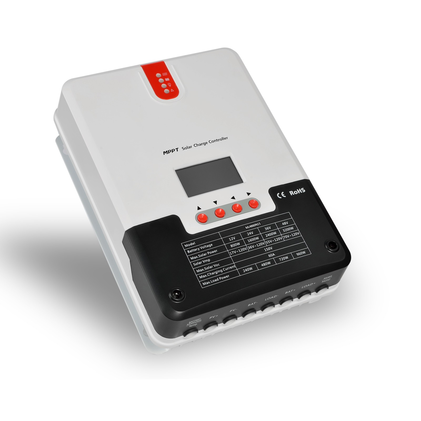 MPPT Solar Charge Controller ML4860N15