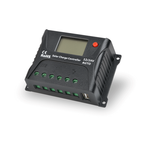 PWM Solar Charge Controller HP2410-2