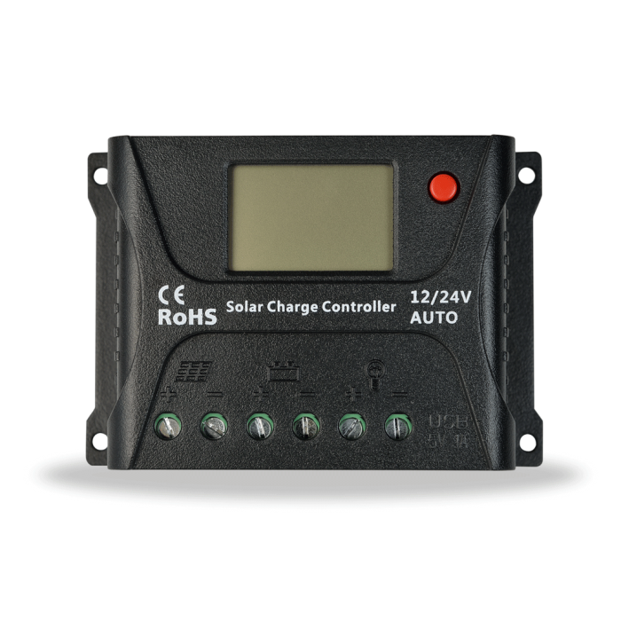 PWM Solar Charge Controller HP2410
