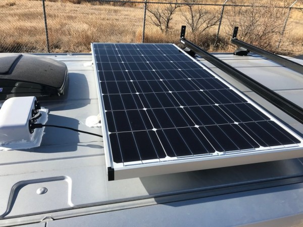 MPPT Solar Charge Controller is Best for RV Solar Power System