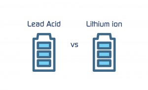 Differences between Lead Acid and Lithium-ion Batteries