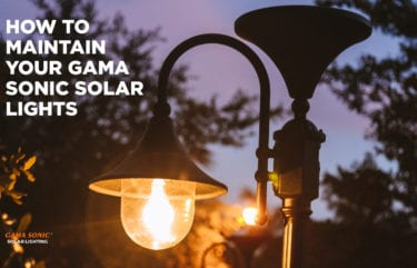 How to Maintain Your Solar Street Light