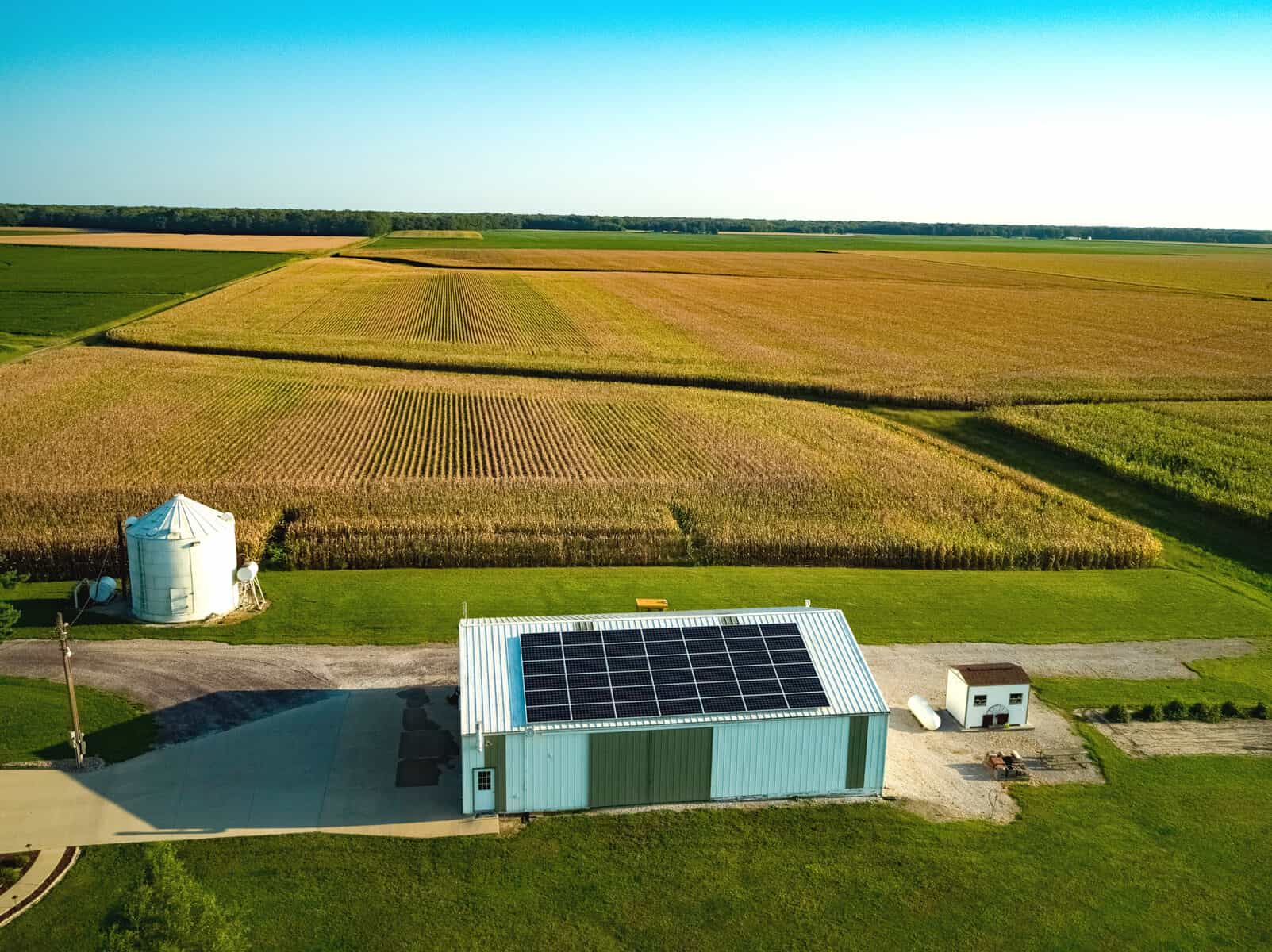 The Application of Solar Power in Agriculture