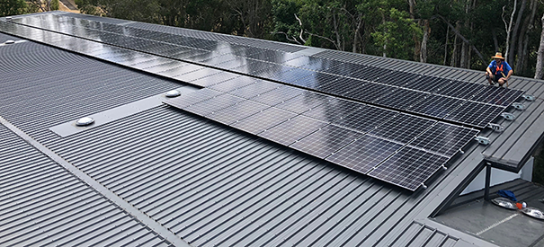 What Is Commercial Solar Panel?