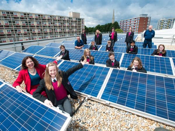 Solar Panels for Schools and Universities